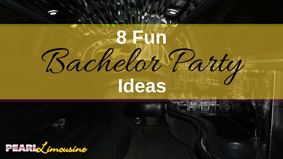 Eight Fun Bachelor Party Ideas